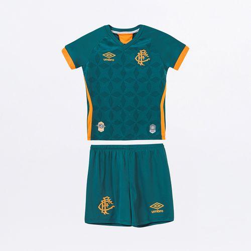 Kit Clube Infantil Fluminense Of. 3 2020