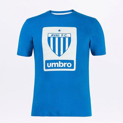Camiseta Masculina Umbro Avaí Concentração II 2021