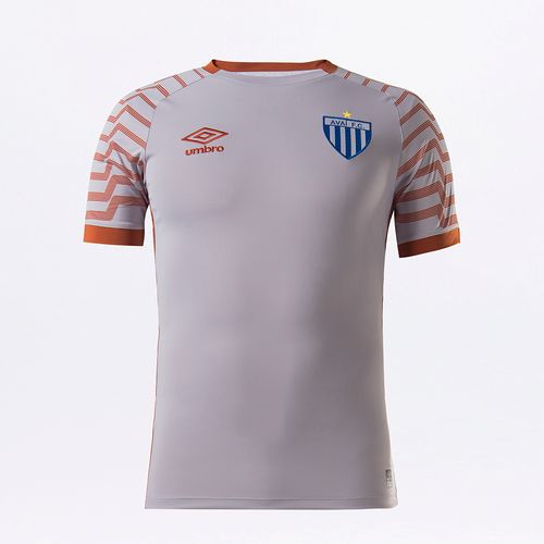 Camisa Mc Goleiro Masculina Avai Of. 2021