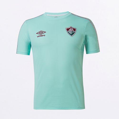 Camiseta Masculina Umbro Fluminense Concentração 2021