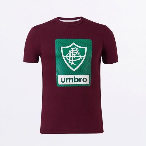 Camiseta Masculina Fluminense Concentração Ii 2021