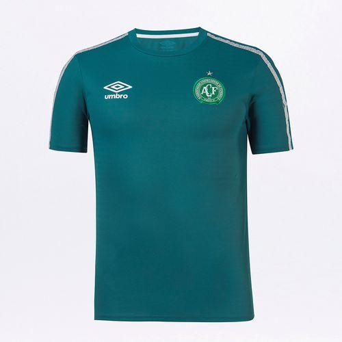 Camiseta Masculina Chapecoense Concentração 2021