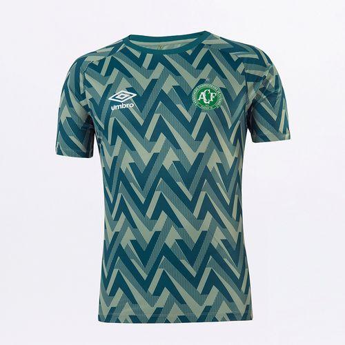 Camisa Masculina Chapecoense Aquecimento 2021
