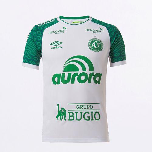 Camisa Masculina Chapecoense Of. 2 2021 (Atleta S/N)