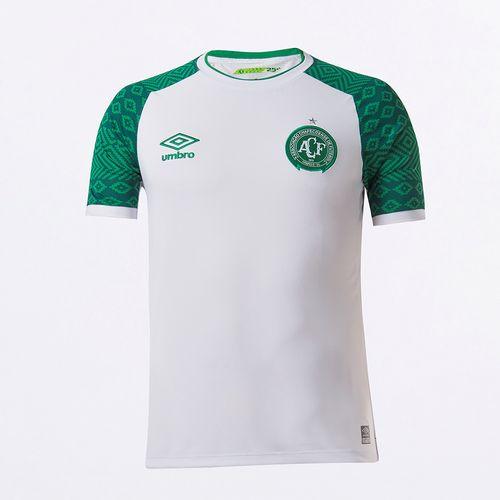 Camisa Masculina Chapecoense Of.2 2021 (Classic S/N)