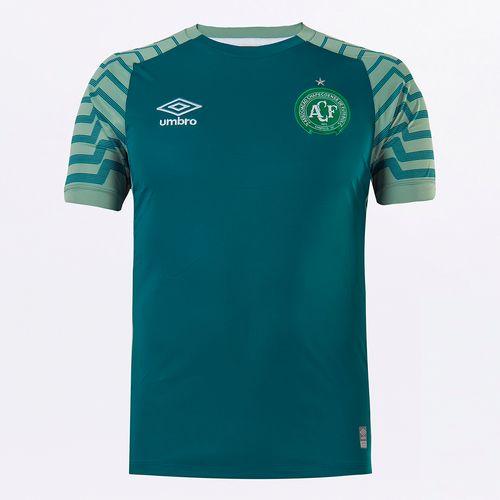 Camisa Mc Goleiro Masculina Chapecoense Of. 2021