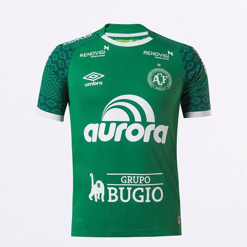 Camisa Masculina Chapecoense Of.1 2021 (Atleta S/N)