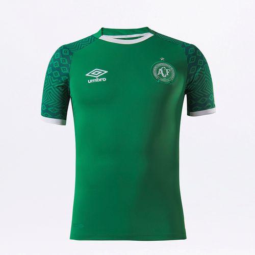 Camisa Masculina Chapecoense Of.1 2021 (Classic S/N)