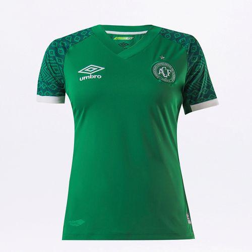 Camisa Feminina Chapecoense Of.1 2021