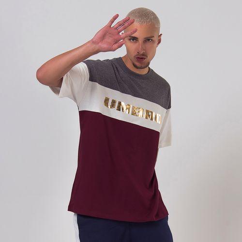 Camiseta Masculina Umbro Strip