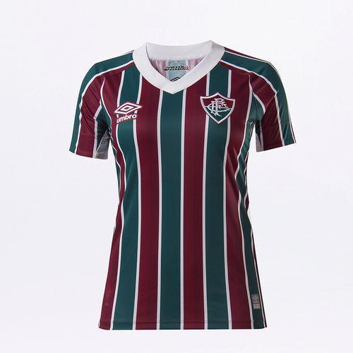 Camisa Feminina Fluminense Of.1 2021