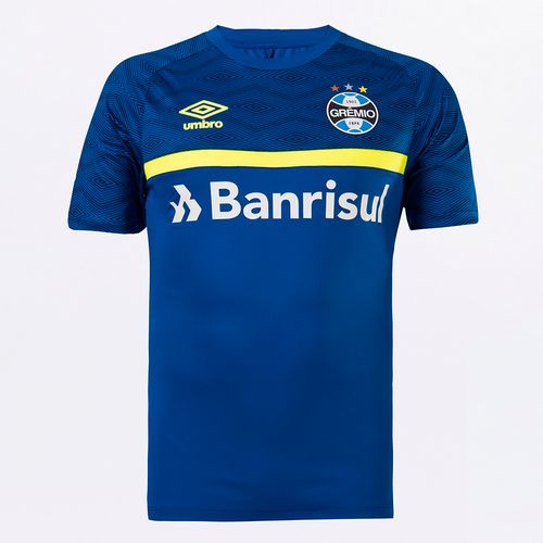 Camisa Masculina Umbro Grêmio Treino 2021