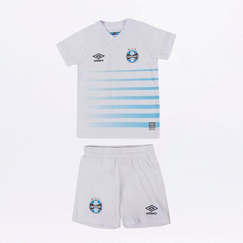 Kit Clube Infantil Umbro Gremio Of.2 2021
