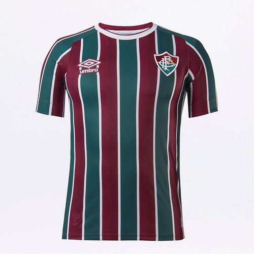 Camisa Masculina Umbro Fluminense Of.1 2021 (Classic)