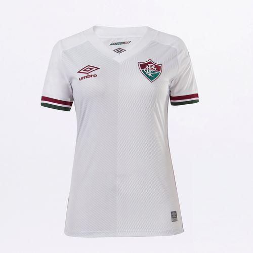 Camisa Feminina Umbro Fluminense Of.2 2021