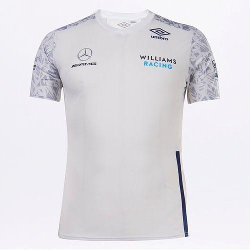 Camisa Masculina Umbro Williams Racing Training Jersey