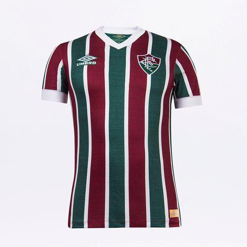 Camisa Masculina Umbro Retrô Fluminense Of.1 1985