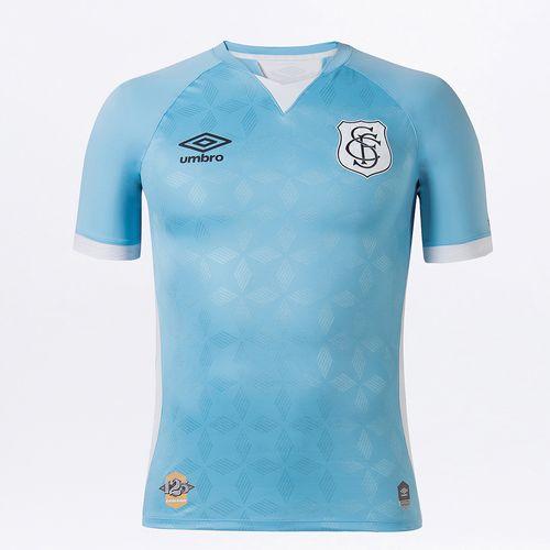 Camisa Masculina Umbro Santos Of.3 2020 (Classic)