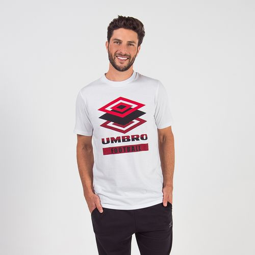 Camiseta Masculina Umbro Trio Diamond