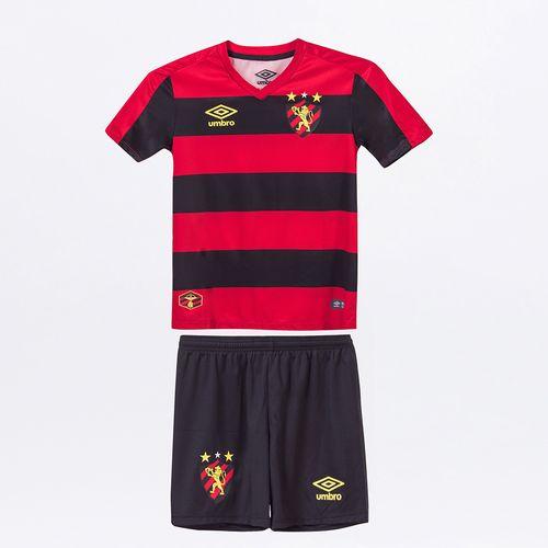 Kit Clube Infantil Umbro Sport Of.1 2019