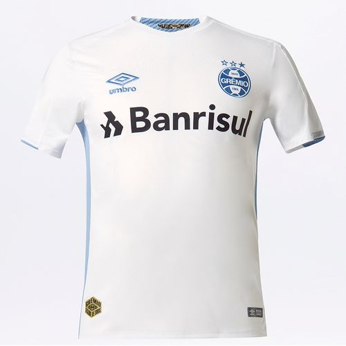 Camisa Masculina Umbro Grêmio Of.2 2019 (Classic)