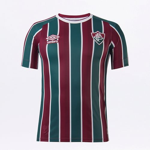 Camisa Masculina Umbro Fluminense Of.1 2021 (Atleta S/N)