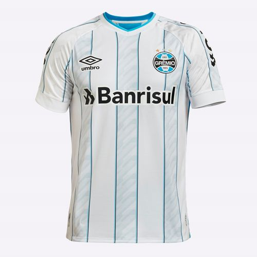 Camisa Masculina Umbro Grêmio Of.2 2020 (Atleta)