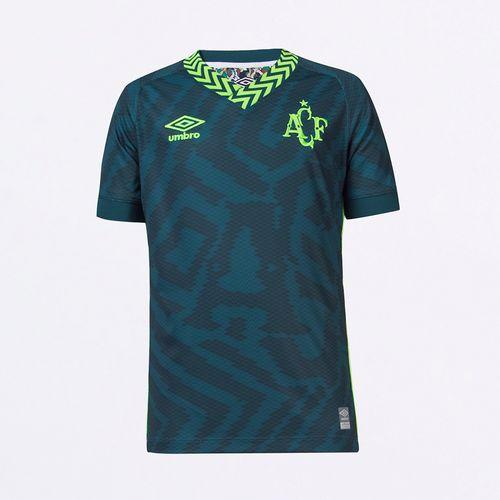 Camisa Junior Umbro Chapecoense Of.3 2021