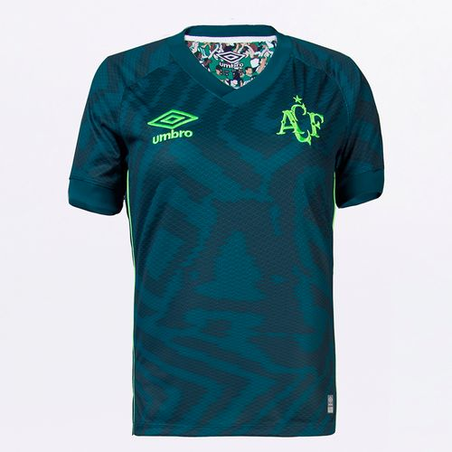 Camisa Feminina Umbro Chapecoense Of.3 2021