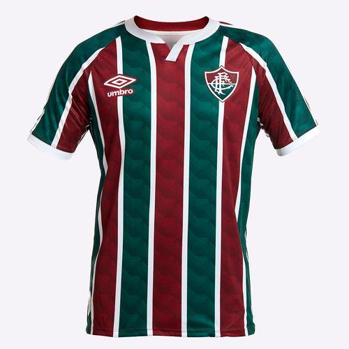 Camisa Masculina Umbro Fluminense Of.1 2020 (Classic S/N)