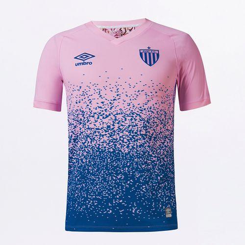 Camisa Masculina Umbro Avai Outubro Rosa 2021